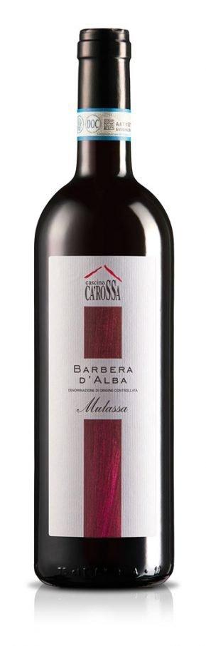 Barbera d'Alba Doc Mulassa - Azienda Agricola Ca' Rossa