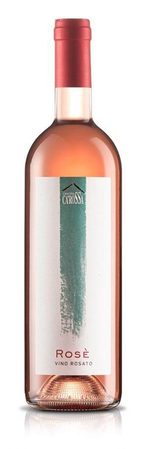 Vino rosato Rosé - Azienda Agricola Cascina Ca' Rossa